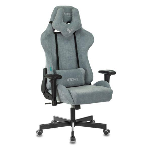 Кресло игровое Бюрократ VIKING KNIGHT Fabric купить в Донецке интернет-магазин Коломбо