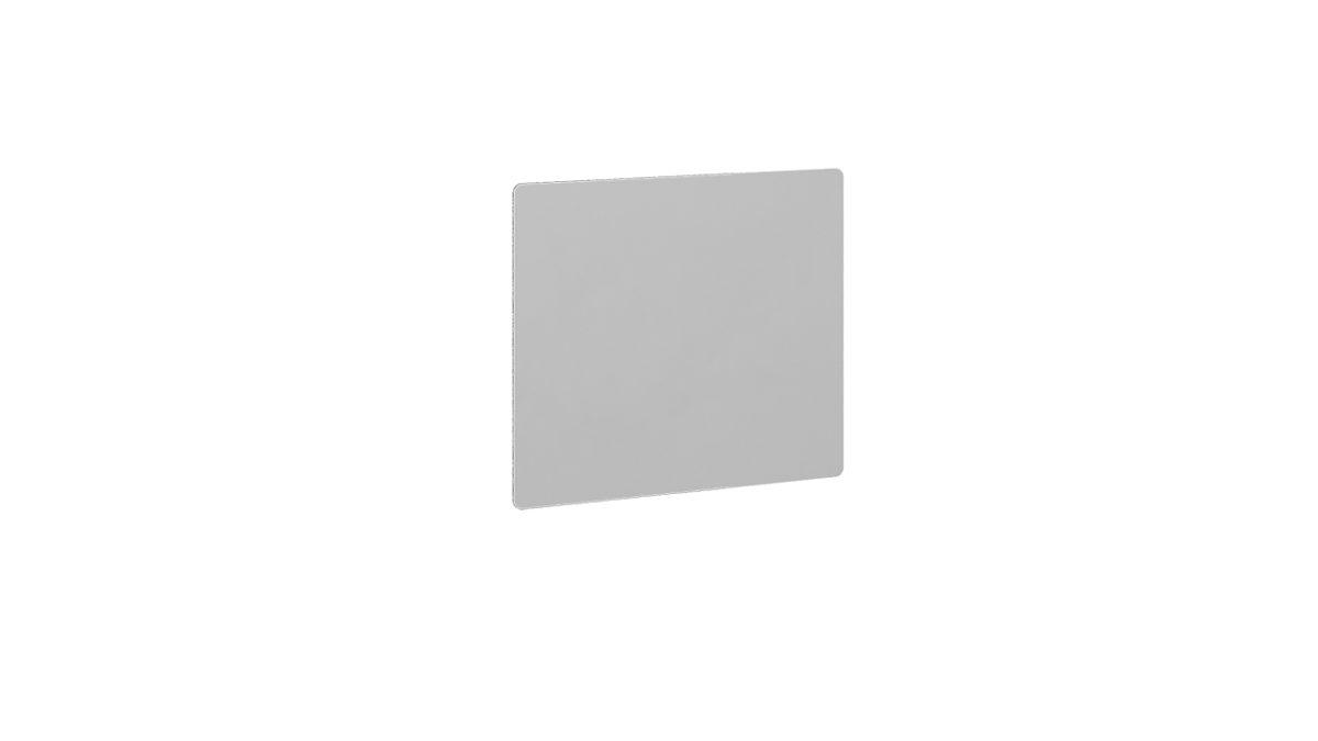 Панель с зеркалом Квадро Тип 1