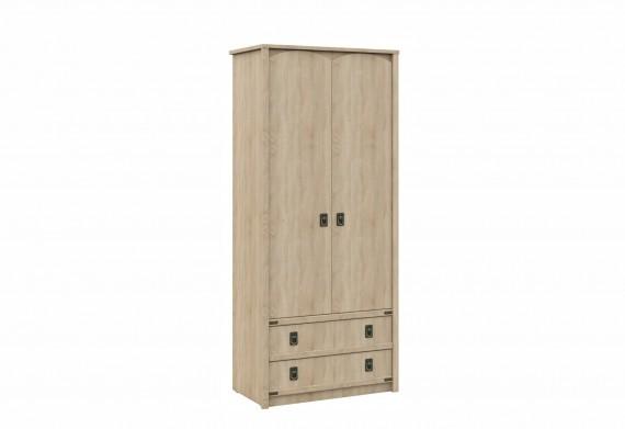 Шкаф 2д2ящ Валенсия