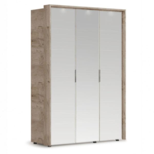 Шкаф Джулия 3з с порталом и подсветкой