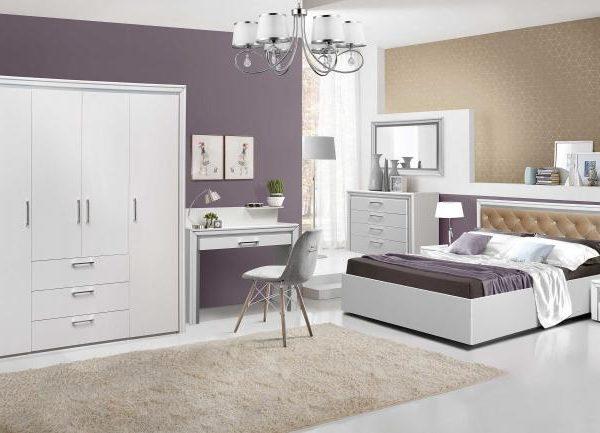 Купить спальню Беатрис от мф Олмеко в Донецке, интернет-магазин Коломбо