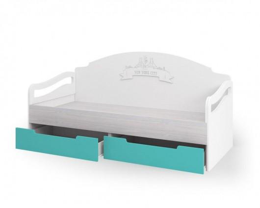 Кровать с ящиками Миа КР 051
