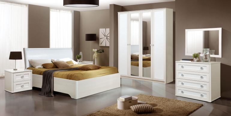 Кровать Мона с ПМ