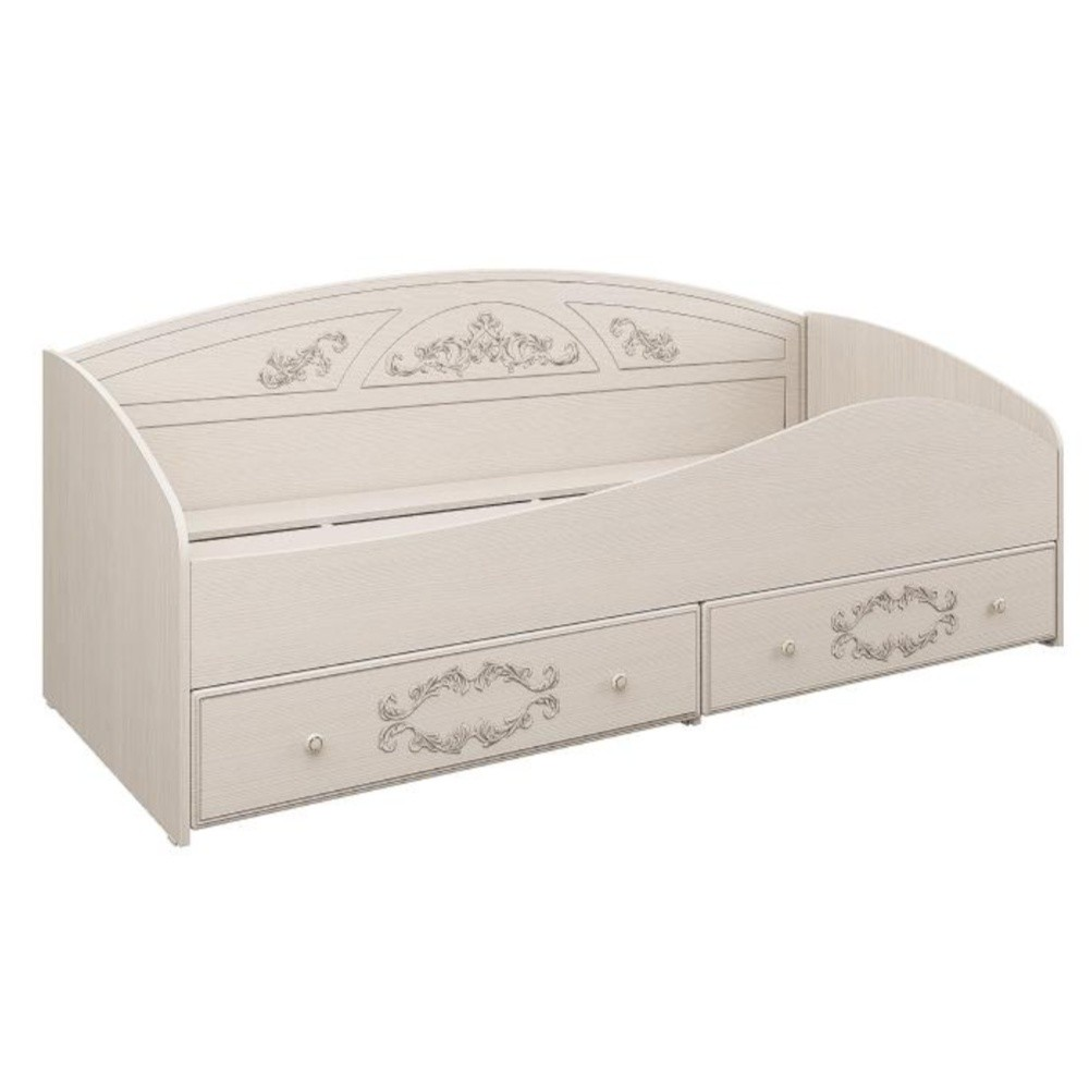 Кровать с защитным бортом (спальное место 800*2000)