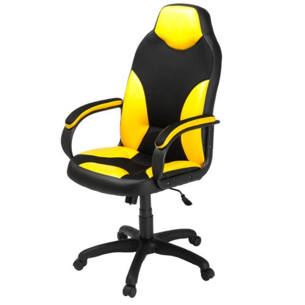 Кресло Дельта Желтое от Фабрикант