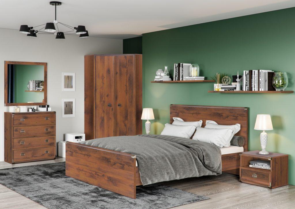 Кровать Индиана  JLOZ 90x200